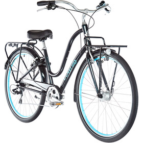 Electra Townie Commute 8D EQ Damen galaxy black